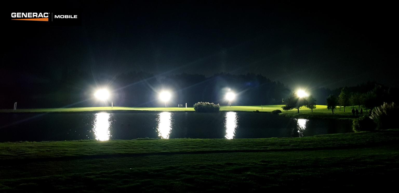 In de spotlights: Generac V20 Lichtmast