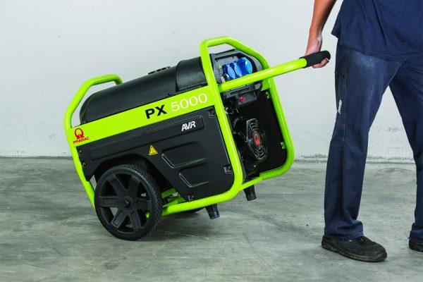 PX 5000_Transportation Kit