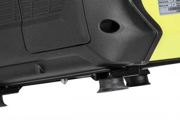 P3500i anti-vibration mountings_detail