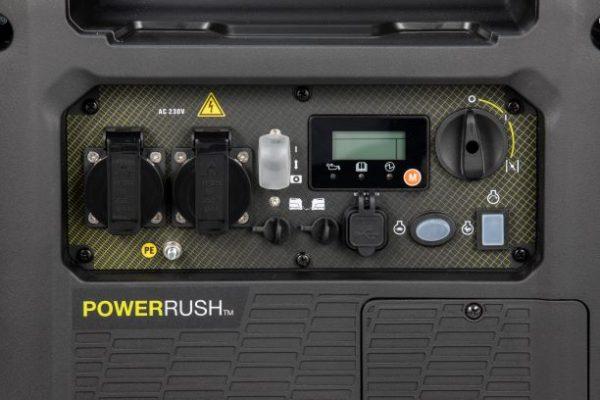 P3500i control Panel foto klein
