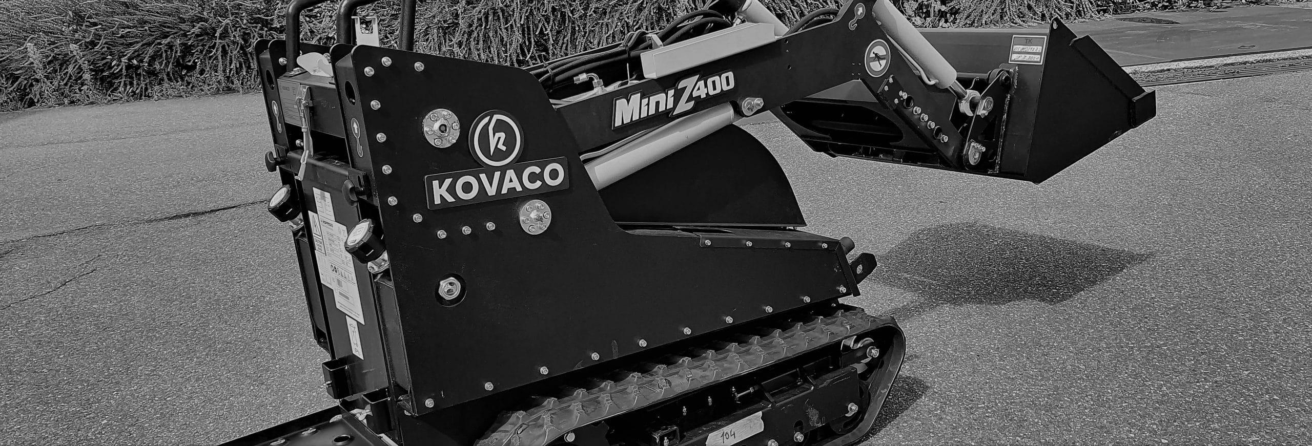 De MiniZ 400 is nu in Nederland te bezichtigen!